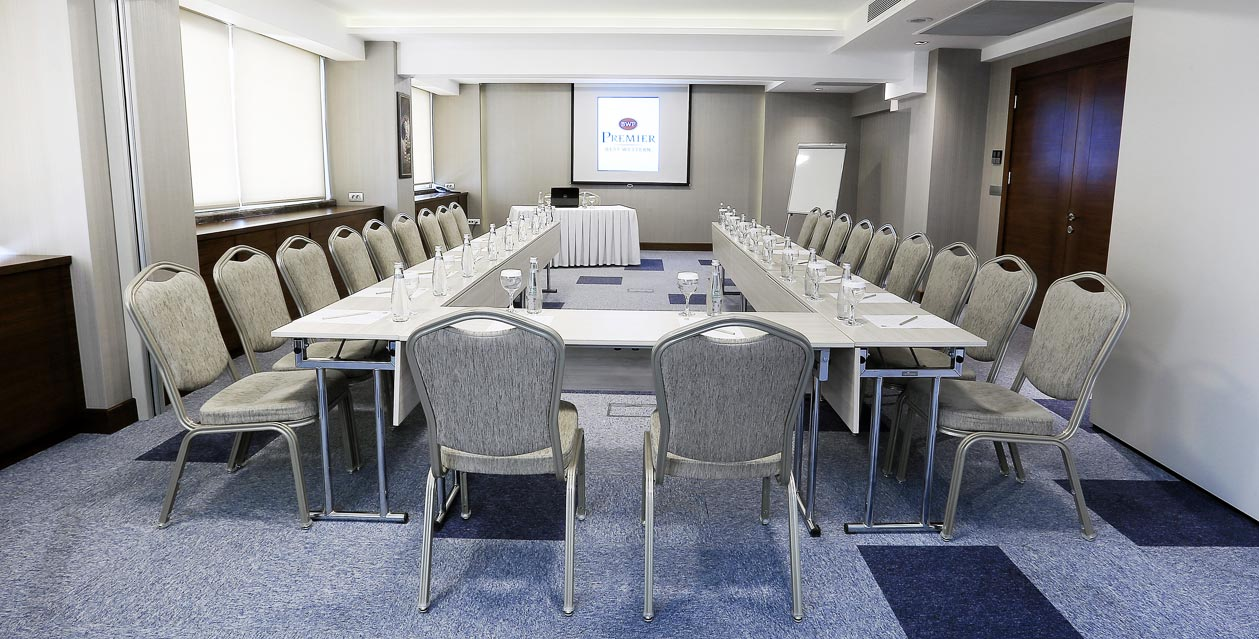 Best Western Premier Karyaka Alaybey Meeting Room